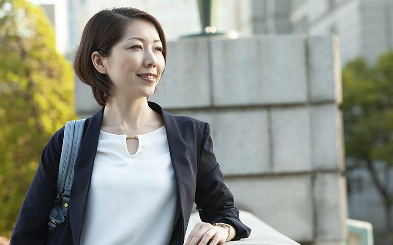 経営者女性