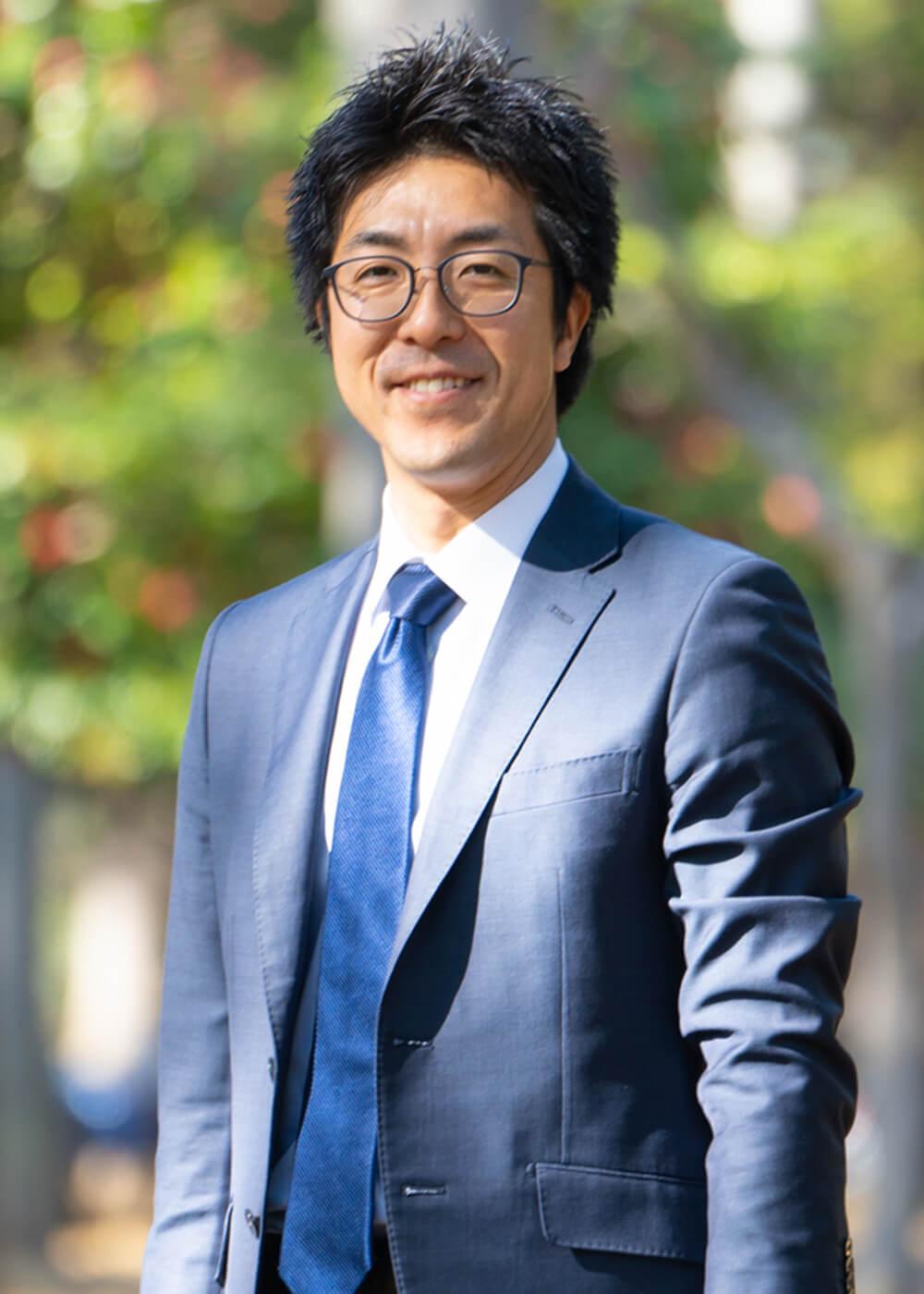 代表取締役社長 畑圭一郎